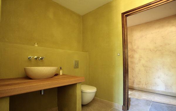 Atelier Olivier Billon - Tadelakt - Salle de bain